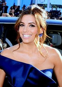 Eva Longoria Cannes 2015 And Her Tattoo